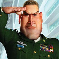 General W.R. Monger en <a href=