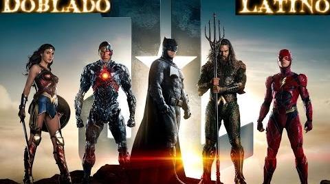 La LIGA de la JUSTICIA (2017) Nuevo Trailer Doblado Español Latino HD Oficial