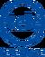 Logo Teledoce 2004-2012