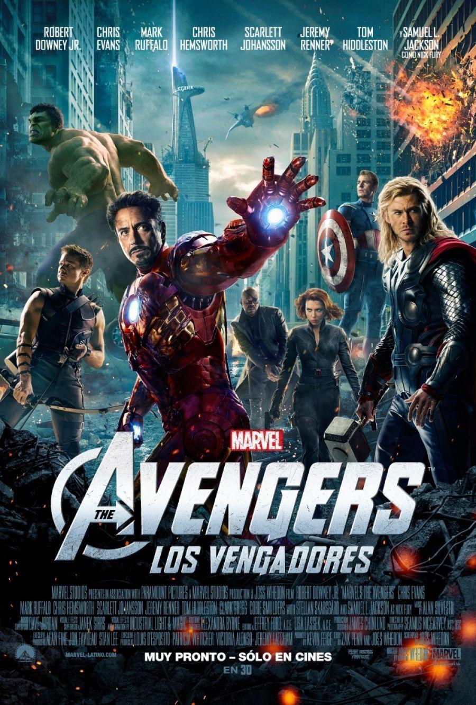 The Avengers Los Vengadores Doblaje Wiki Fandom Powered