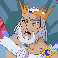 Rey Neptuno también en <a href=
