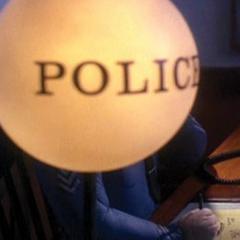 Oficial de policía también en <a href=