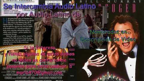 Scrooged 1988 Doblaje Latino