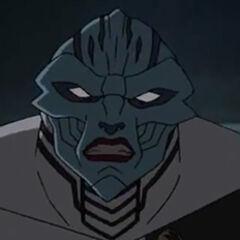 Supergiant (2ª voz) en la serie animada de los <a href=