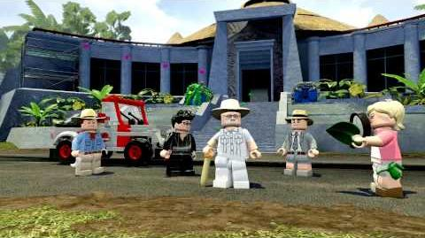 Tráiler Oficial LEGO Jurassic World-Trailer Oficial en Español Latino