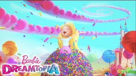 ¡Bienvenida a Dreamtopia! Dreamtopia Barbie