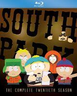 Anexo:20ª temporada de South Park