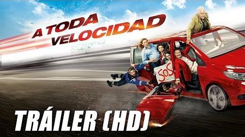 A Toda Velocidad - Trailer Doblado HD