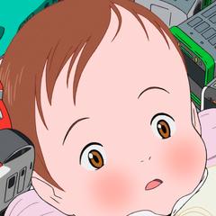 Mirai (bebé) en <a href=