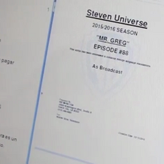 Guión del episodio 86: <b>El Señor Greg</b> (1).