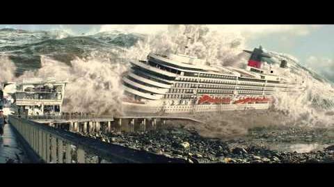 """TERREMOTO LA FALLA DE SAN ANDRÉS - Sobrevivir 30"""" - Oficial Warner Bros"""