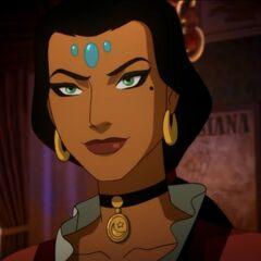Madame Xanadu también en <a href=