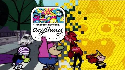 ¡¡¡FELIZ CUMPLEAÑOS, CARTOON NETWORK!!! CN Anything Cartoon Network