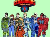 Los Centuriones