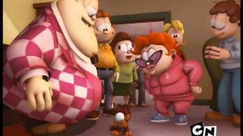 El Show de Garfield - Mas que lindo