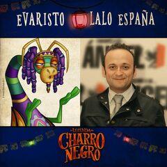 Evaristo y Eduardo España.