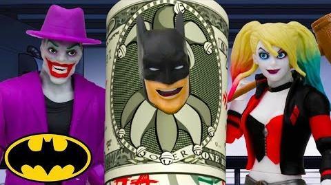 FUNNY MONEY BATMAN DC Kids