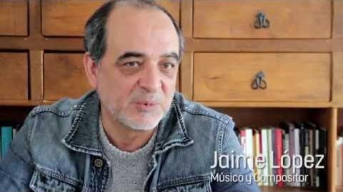 "Jaime López compositor de ""Chilanga Banda"" - Entrevista"