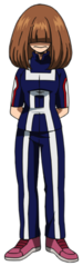 Kinoko Komori Anime Profile MHA