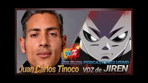 Noticia Juan Carlos Tinoco nos habla sobre su participación en Dragon Ball Super