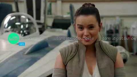 Star Wars Episodio VIII Los últimos Jedi - Daisy Ridley comenta sobre la película - Español Latino