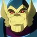 Super-Skrull de Los Cuatro Fantásticos Superhéroes del mundo Episodio 14 La Venganza de Los Skrulls