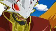 Takuya logra controlar su digispirits bestia gracias a la ayuda de tommy - Latino