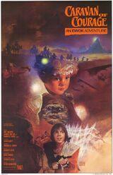 Caravana del valor: La aventura de los Ewoks