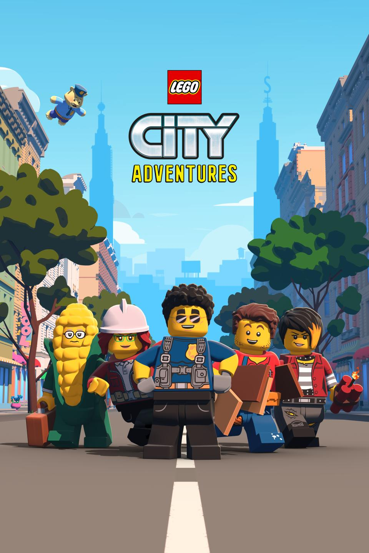 Lego City Adventures | Doblaje Wiki | Fandom