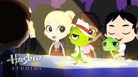 Littlest Pet Shop - Conoce a Vinnie
