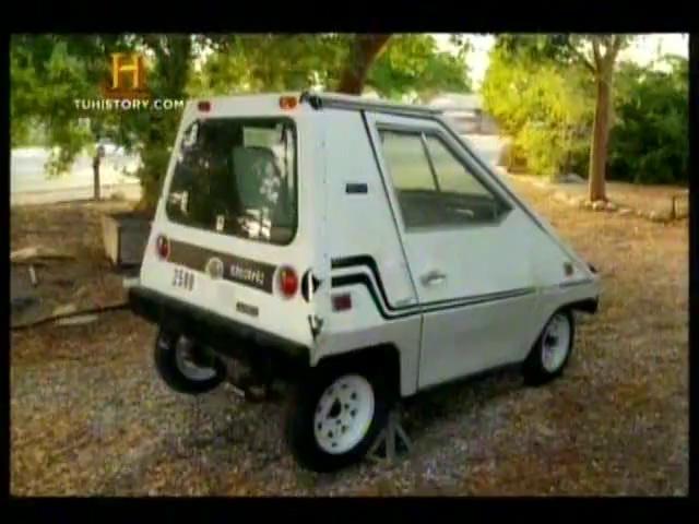 Locos por los Autos 2013 (Episodio 41 - Paseo eléctrico)