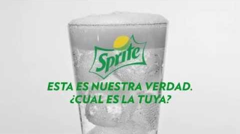 Publicidad SPRITE - Verdades - Limon - Las cosas como son 2015