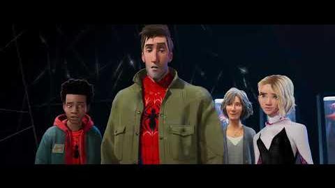 SPIDER-MAN UN NUEVO UNIVERSO En cines 10 de enero-2