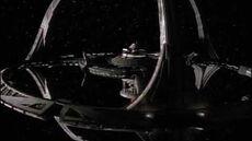 Viaje a las estrellas abismo espacial 9 (Estación espacial 9) (Espacio profundo 9) - latino