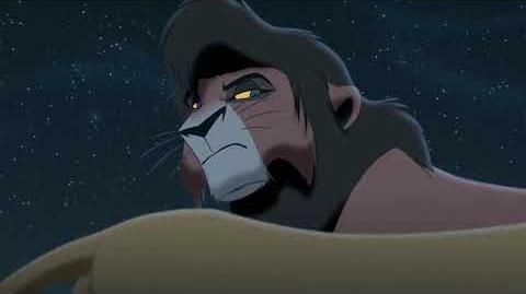 """Zira (5 9) español spanish """"El rey león II el reino de Simba""""."""