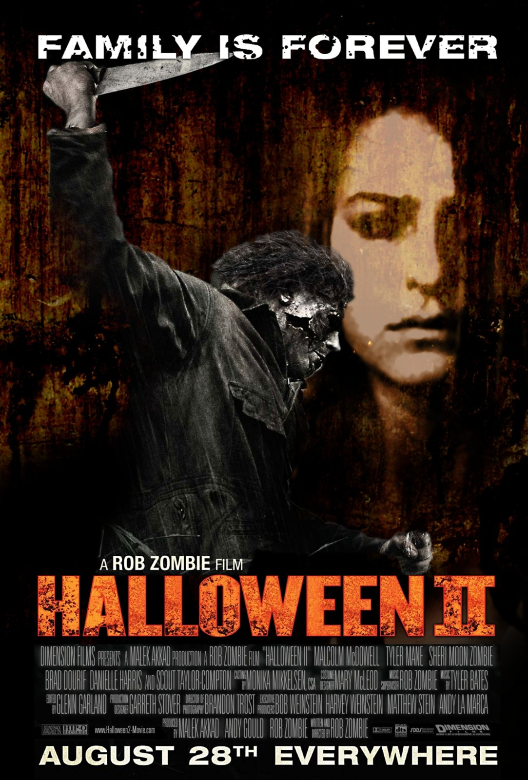 Halloween 2: H2 (2009) | Doblaje Wiki | FANDOM powered by Wikia