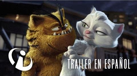BAD CAT Trailer oficial en español-2