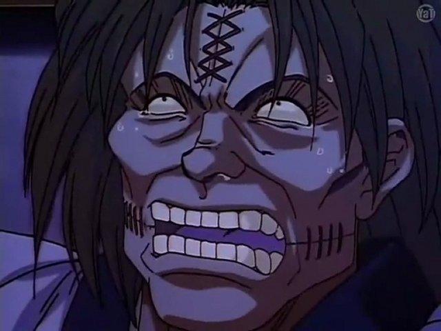 Samurai X 30 -La venganza del demonio, un complot de Makoto Shishio-0