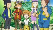 Takuya y sus amigos aprovechan el verano para descansar - Latino