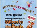 Las aventuras de Winnie Pooh