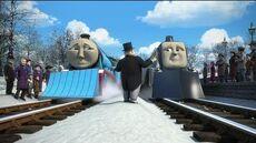 Thomas y sus amigos - Vagones confundidos