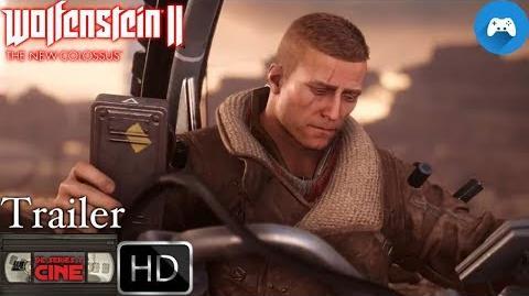 Wolfenstein II- The New Colossus -Tráiler de lanzamiento doblaje latino -DSYC