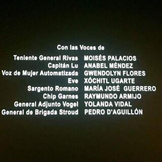 Créditos del Cine (4 de 5).