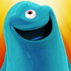 Bob en la serie animada de <a href=