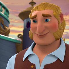 Capitán Daniel Turner en <a href=