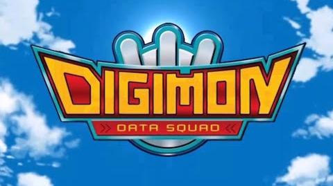 Digimon Data Squad Opening (Latino) HD
