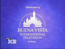 Logotipo de Buena Vista International (2006) (TV) (DXD)