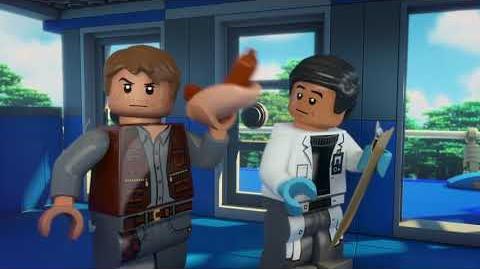The Indominus Escape - LEGO Jurassic World - Parte 3