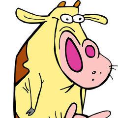 Vaca en <a href=