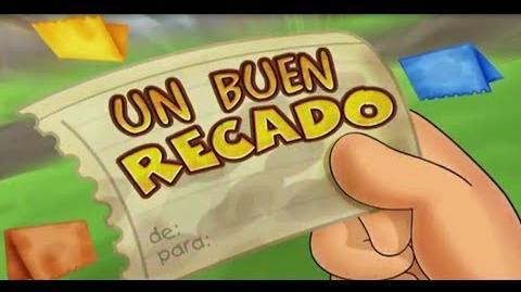 El Chavo Animado - 3x17 - Un Buen Recado - Completo